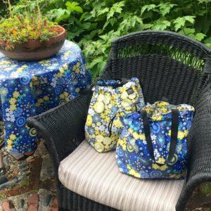 IMPwear Alki Ravenna Tablecloths and Totes