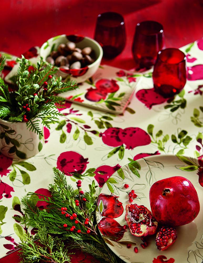 TAG pomegranate botanical