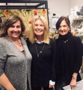 Joanie Hanke Marketing team members Dori, Joanie & Kathy