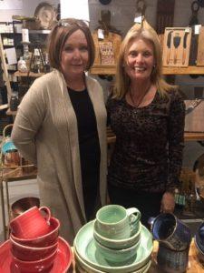 Call on Joanie Hanke Marketing Team Members Shelley & Joanie